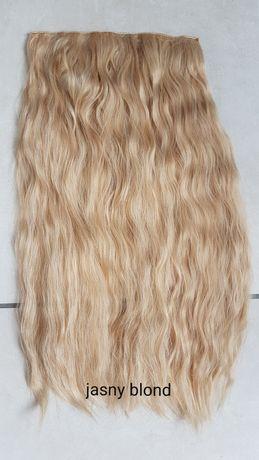 Doczepiane włosy Clip in 57cm, 140g