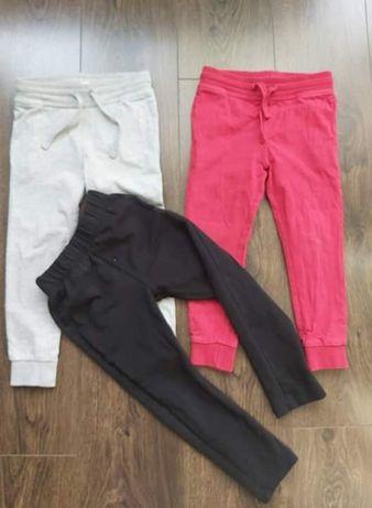 Spodnie dresowe h&m 104