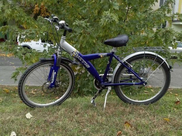 Велосипед подростковый CURTIS. колеса 26. Планетарная втулка