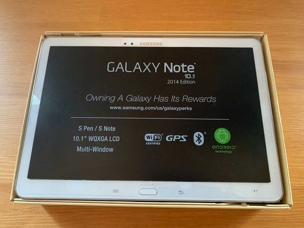 "Samsung SM-P600 Galaxy Note 2014 Edition 10.1"" Wi-Fi Tablet (БЕЛЫЙ)"