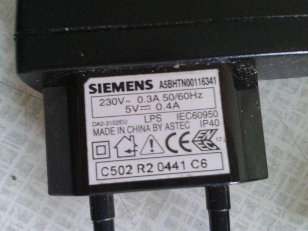 Зарядное устройство для телефона Siemens, телефон Siemens А60