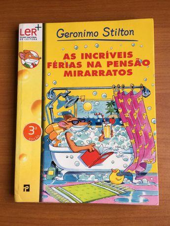 Livros da colecção Geronimo Stilton