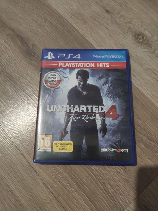 Uncharted 4: Kres Złodzieja PS4 PL Dubbing Stargard - image 1