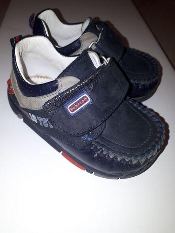 Кожанная обувь 20р