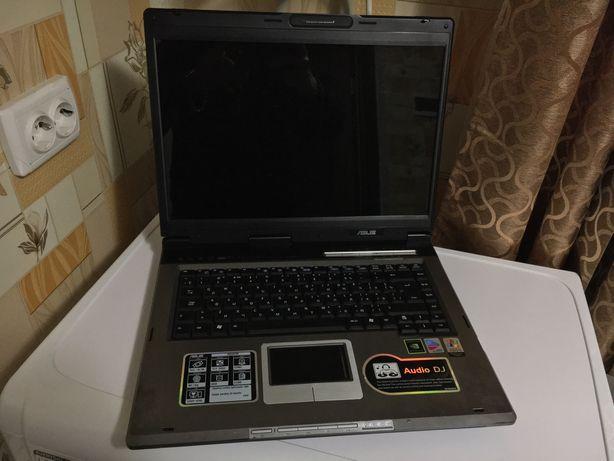 Продам ноутбук Asus A6000vm