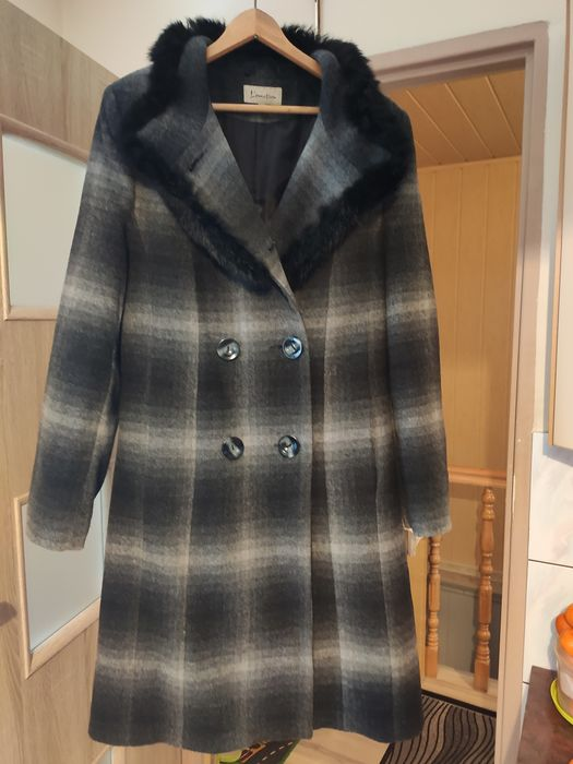 Płaszcz zimowy 40 Nowe Miasto Lubawskie - image 1