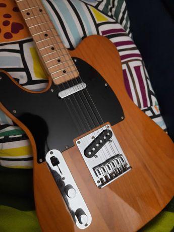 Guitarra Fender squier TELECASTER CANHOTO