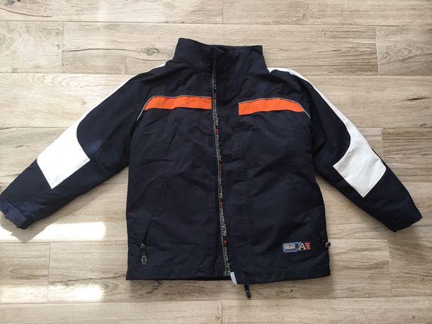 Куртка с отстегивающейся флисовой подкладой 140 см