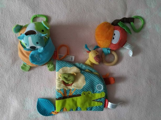 Skip Hop Zestaw zabawek dla niemowlaka