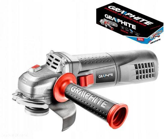 GRAPHITE 59G087 Szlifierka kątowa 125mm 900W GW 2L