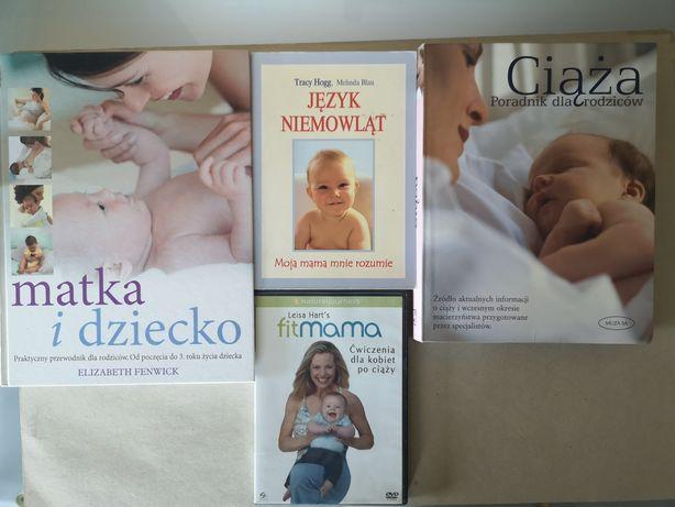 Pakiet książek dla przyszłych i młodych mam