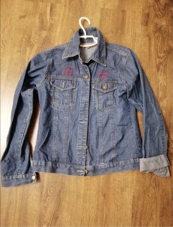 Куртка пиджак джинсовка