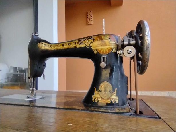 Maquina costura Vintage SINGER