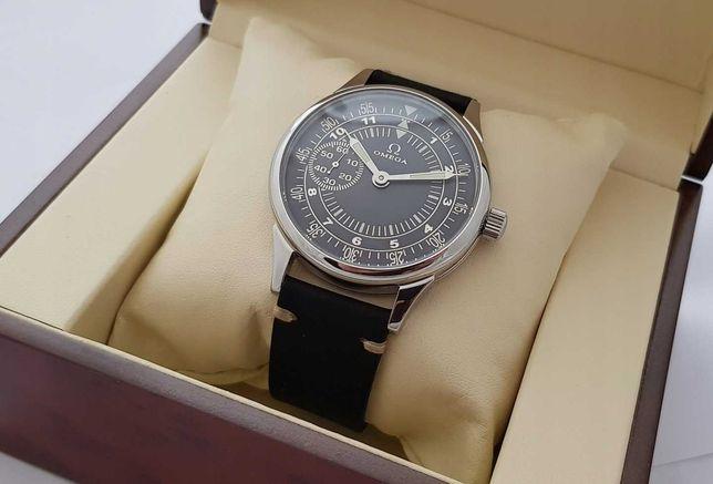 Duży militarny zegarek Omega 1925 rok