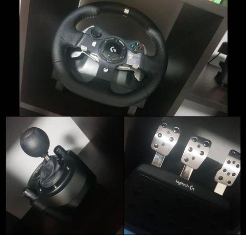 Продам ігровий руль Logitech G920