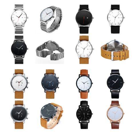 Relógio Unisexo | Novo na Caixa | Masculino e Feminino (Homem Mulher)