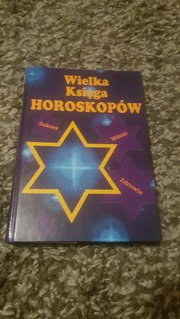 Wielka księga horoskopów Erika Sauer