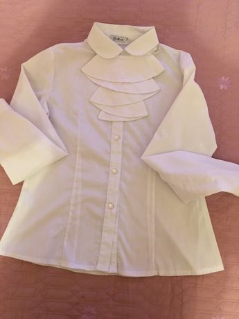 """Школьная блуза  """"Brilliant"""" рост 158"""