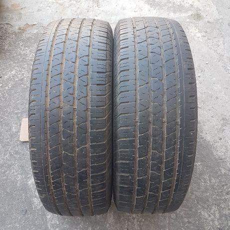 Летняя резина, шины 255 70 R16 Continental (Континенталь) 2шт.