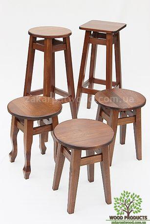 Табурет барний, барний стул, табурет круглий, обідній табурет