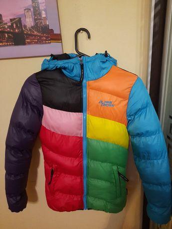 Куртка підліткова дівчача