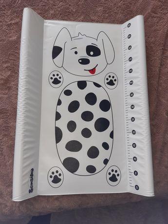 Przewijak dla dziecka usztywniany 50x70