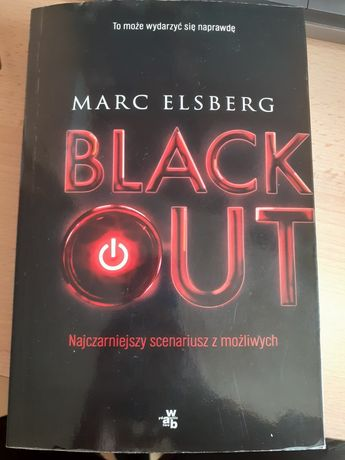 """Black out"" Marc Elsberg"