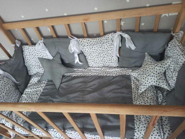 Защита на детскую кроватку