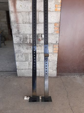 Power Rack ( brama do ćwiczeń , klatka )