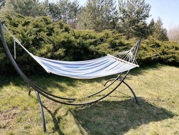 Hamak (konstrukcja) stelaż hamaka do ogrodu