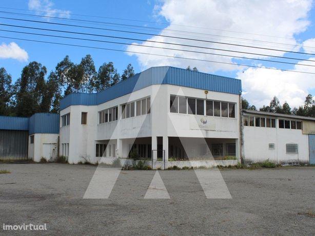 Armazém em Zona Industrial de Macinhata do Vouga, Águeda