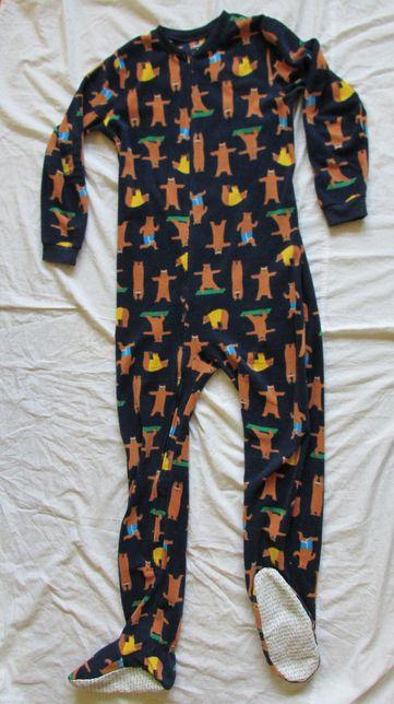 Комбинезон пижама кигуруми флисовый Carters