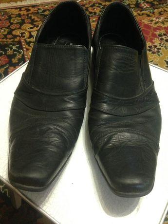 Туфли мужские,кожаные 43-44 р.б/у