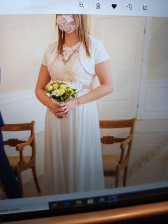 Wymarzona suknia na twój wymarzony ślub cywilny.