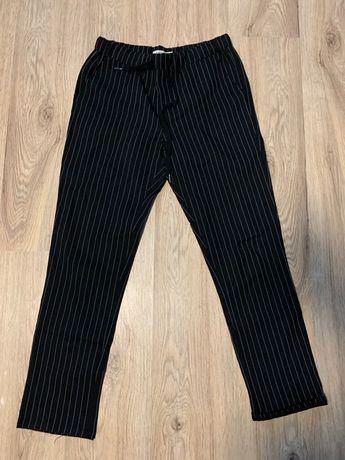 Повседневные брюки в полоску