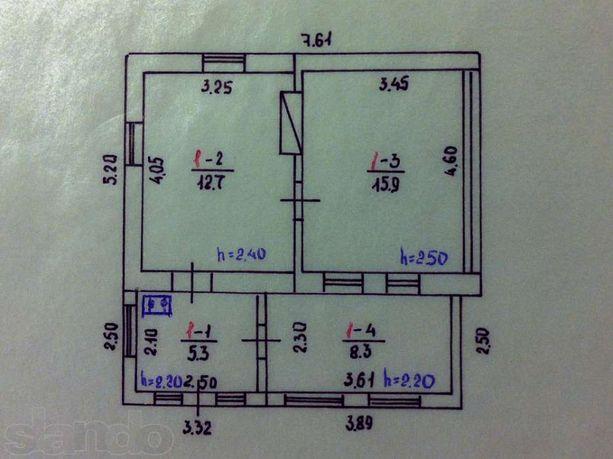 Дом на Бучмы + 7с земли