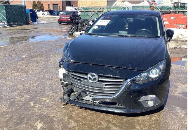 Mazda 3 I Touring 2015/16г.2.0 Автомат
