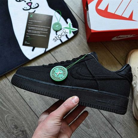 Nike Air Force 1 Low X Stussy Кроссовки (40-45) +2 цвета