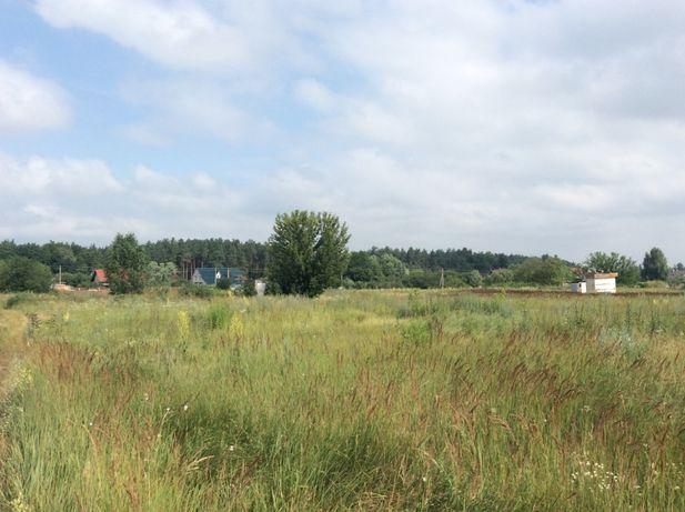 Земля под строительство 15 соток с. Нещеров, Обуховский район