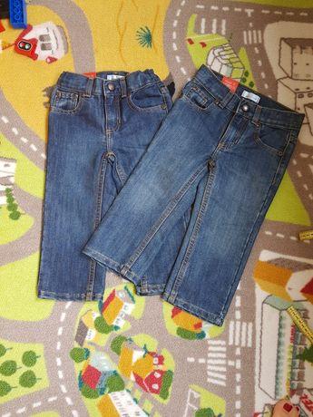 Новые джинсы, длинна 50 см