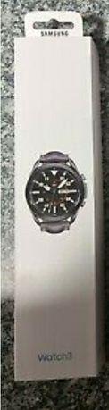 NOWY Galaxy Watch 3 LTE 45mm czarny. Nowy, zaplombowany, ESIM