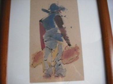 Serigrafia de Júlio Resende , ALENTEJO
