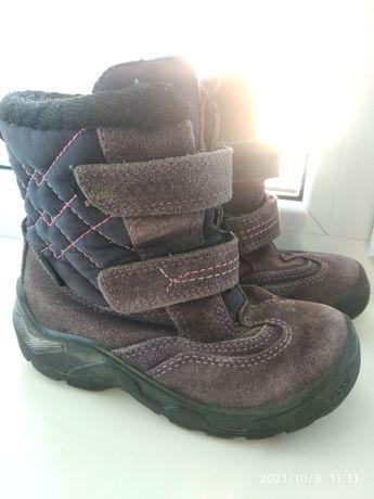 Ботинки для девочки Ессо
