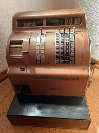 Máquina Registadora