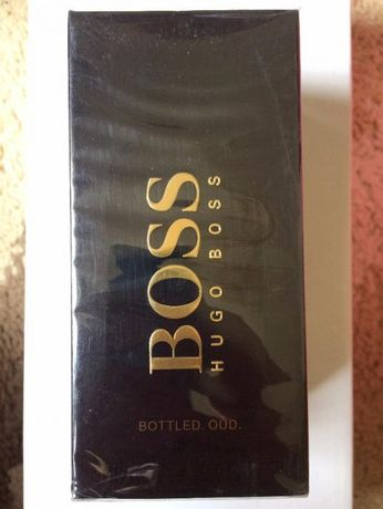 Hugo Boss bottled oud 100 ml