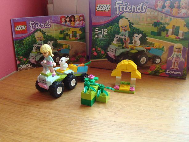 Klocki LEGO Freinds - 3935 Auto Dla Zwierząt stan bdb