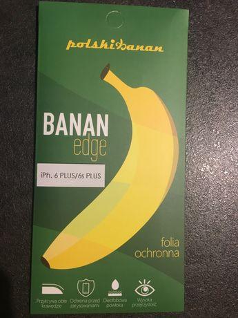 Folia Ochronna iPhone 6PLus/6sPlus BananEdge