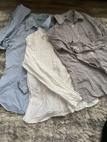 Лот детских рубашек