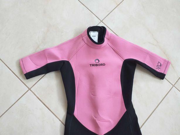 Pianka do pływania tibord dla dziecka r 146-152