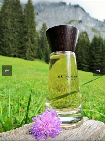 Burberry touch for women EDP парфюмированная вода. Оригинал Франция.